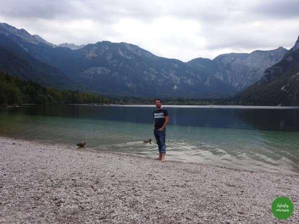 Lago Bohinj Increíbles paisajes en Eslovenia: Slap Savica - Vogel - Lago Bohinj