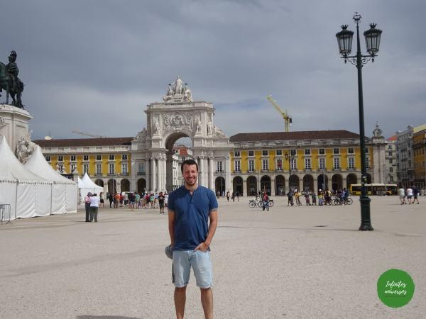 Plaza de Comercio