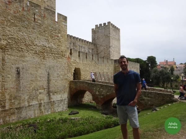 Castillo de San Jorge - Que ver en Lisboa