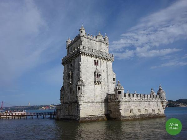 Torre de Belem - Que ver en Lisboa