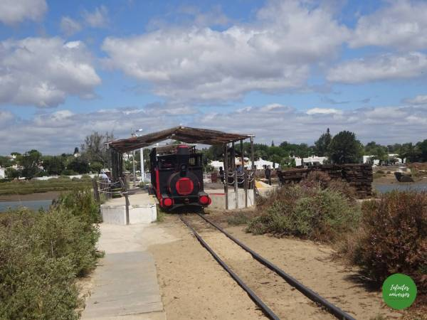 Tren hasta playa de Barril
