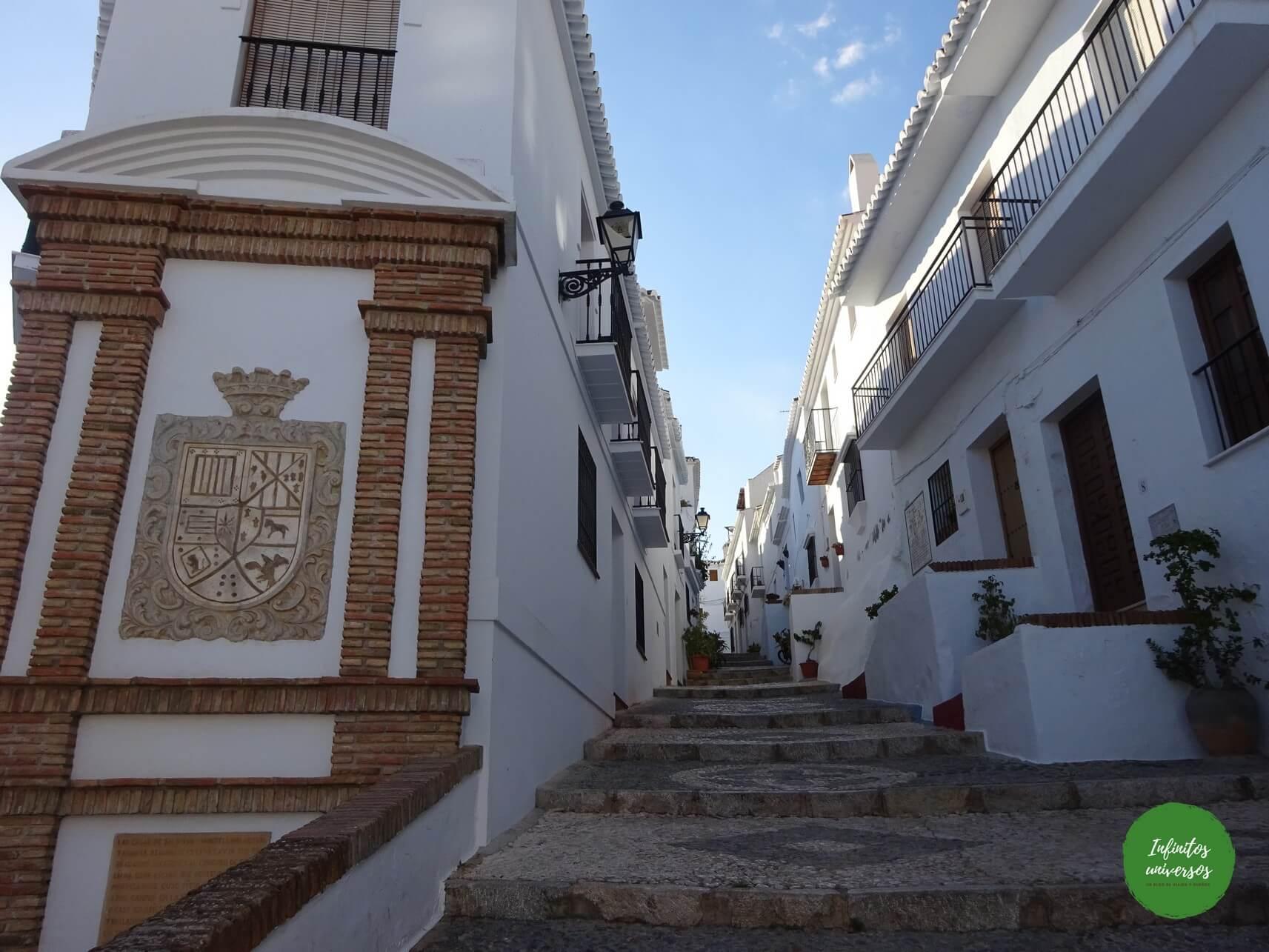 Que ver en Frigiliana malaga andalucia