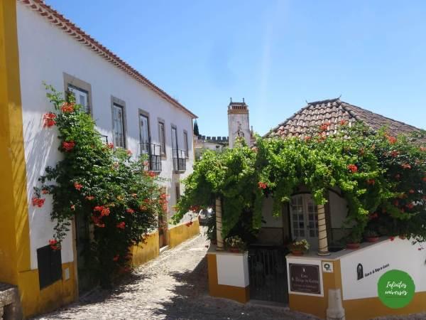 Qué ver y hacer en Óbidos, preciosa villa medieval