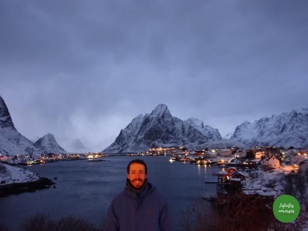 Reine - Laponia noruega Viaje a la Laponia noruega en una semana: visitas, mapa y consejos