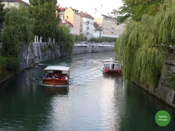 Ljubljana que ver en Eslovenia liubliana