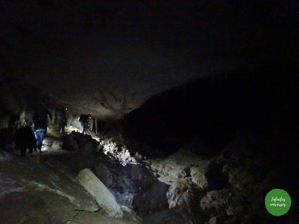 Cueva de Noriturri Cueva de los Cristinos