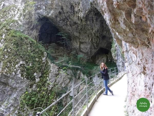 Salida Cuevas deSkocjan que ver en eslovenia