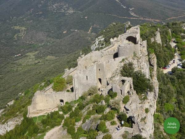 Castillo de Peyrepertuse