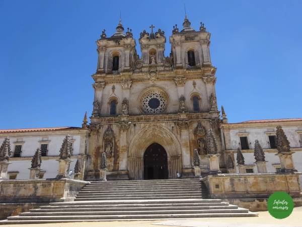 Monasterio deAlcobaça Monasterio de Batalha y Alcobaça