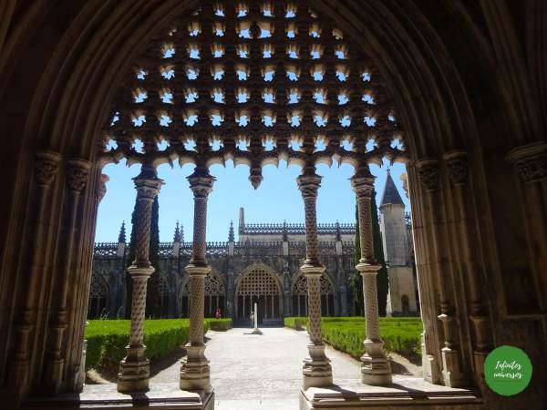 Claustro Monasterio de Batalha