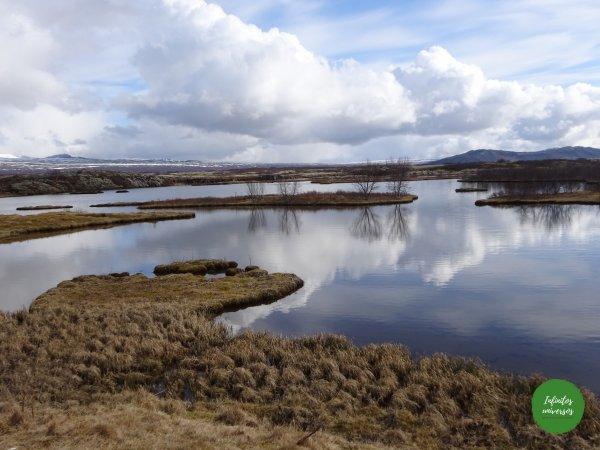 Lago Thingvallavatn - Círculo Dorado
