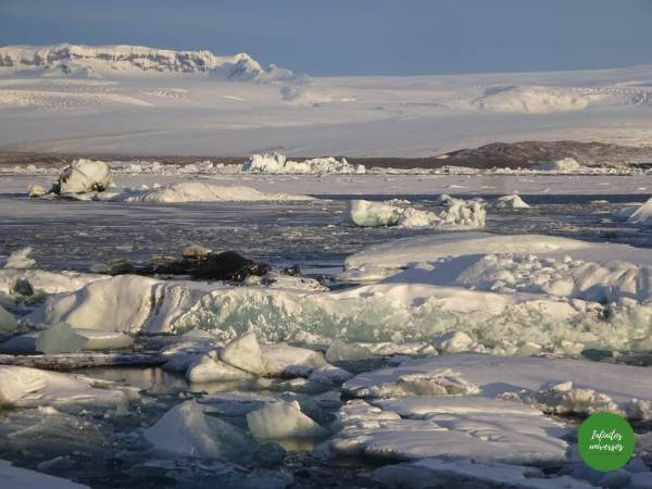 Lago glaciar