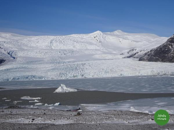 Lago glaciar Fjallsárlón