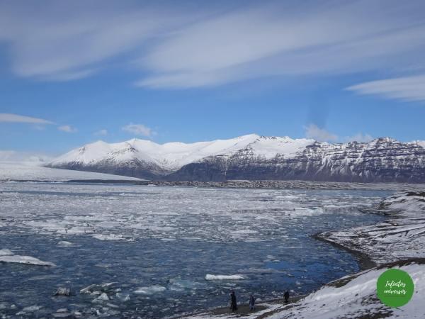 Lago glaciar Jökulsárlón