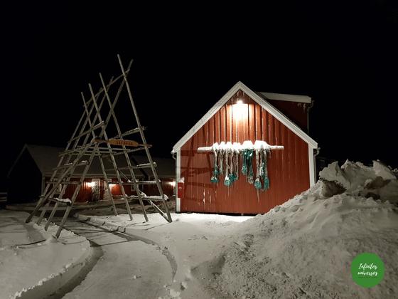 Rorbuer  - Islas Lofoten