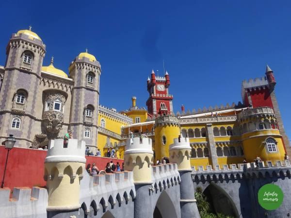 Qué ver en Sintra en un día: Visitas imprescindibles y consejos