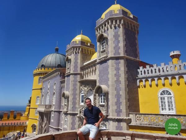 Palacio da Pena Sintra  - Qué ver en Sintra en un día