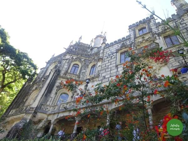 quinta da regaleira que ver en sintra en un dia sintra portugal