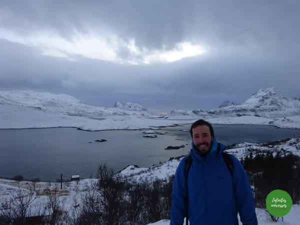 playa de las ballenas noruega lofoten