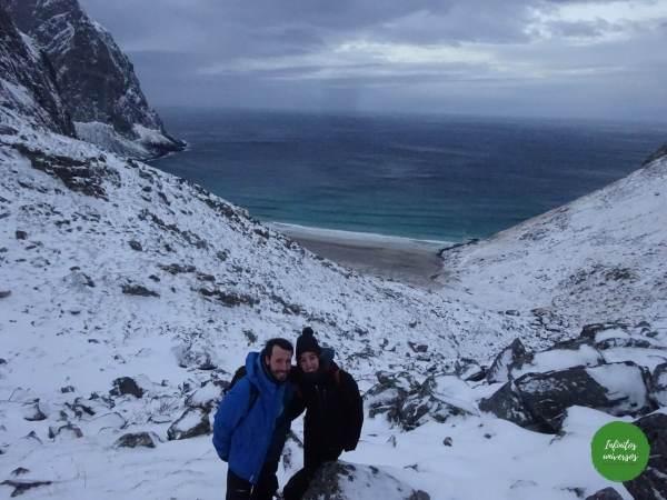 Viaje a la Laponia noruega en una semana: visitas, mapa y consejos