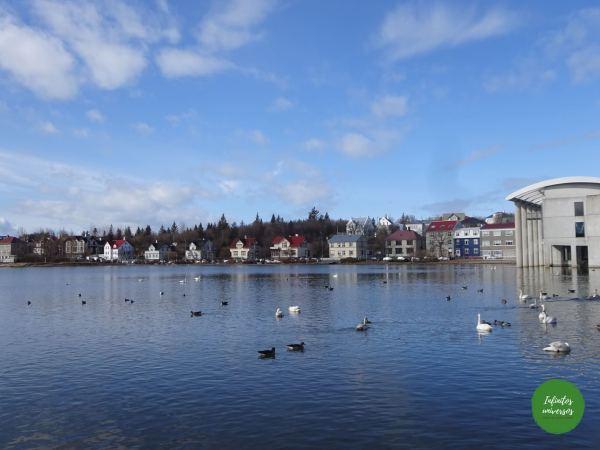 Lago Tjörnin