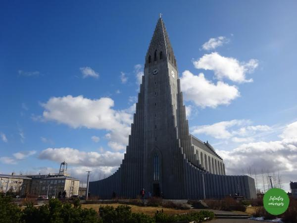 Hallgrímskirkja que ver en Reikiavik