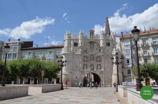 Arco de Santa María