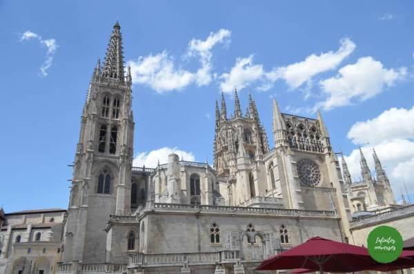 Catedral de Burgos  - Qué ver en Burgos en un día