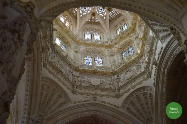 Cinborrio de la Catedral de Burgos