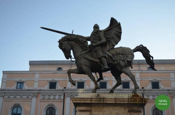 Estatua ecuestre del Cid Campeador