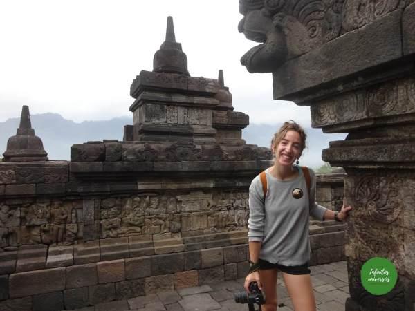 Ruta de una semana por las islas de Java y Borneo (Indonesia)