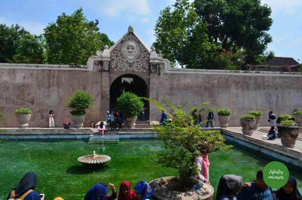 Taman Sari que ver Yogyakarta