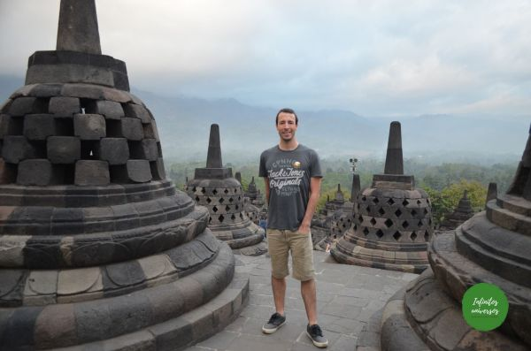 borobudur - Viaje a Indonesia en 2 semanas