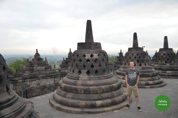 Visita al templo de Borobudur, el templo budista más grande del mundo: entradas, horarios y todo lo que necesitas saber