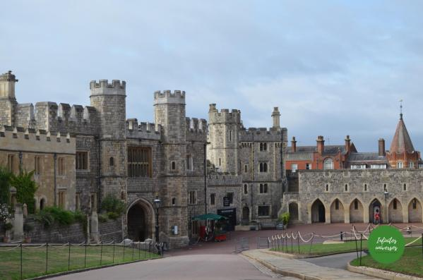 Visita al Castillo de Windsor, el castillo habitado más grande y más antiguo del mundo
