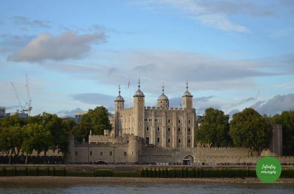 Torre de Londres Que hacer en Londres