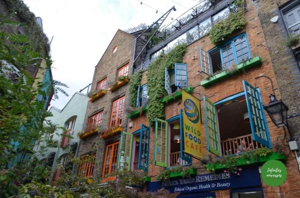 Neal´s Yard - Que hacer en Londres