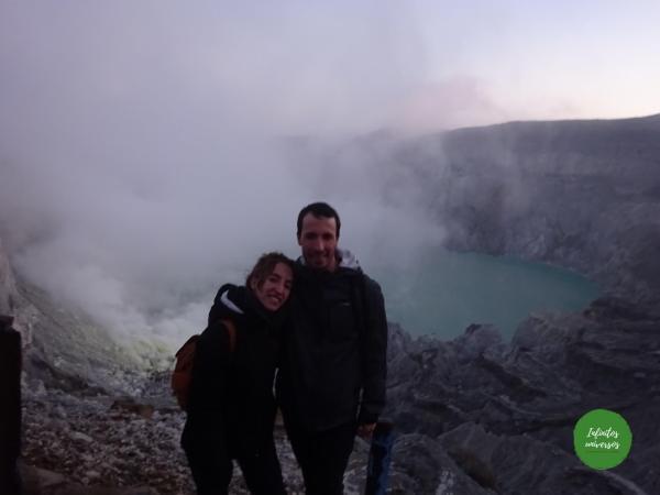 Volcán Ijen - Viaje a Indonesia en 2 semanas
