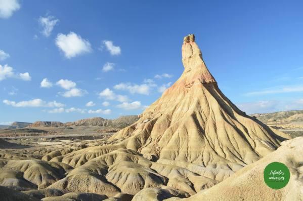 Bardenas Reales, excursión al desierto de Navarra
