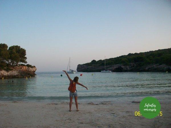Menorca playas cala turqueta