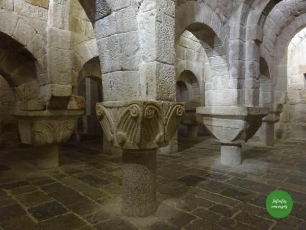 Visita al Monasterio de Leyre (Navarra)