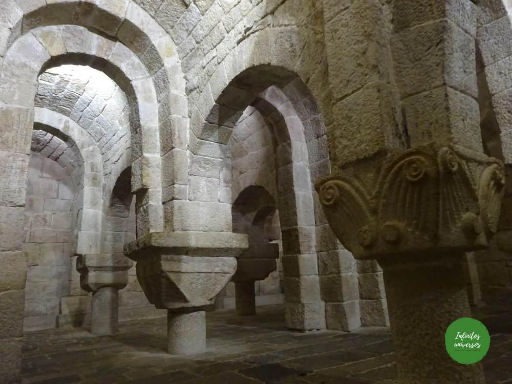 Cripta del Monasterio de Leyre