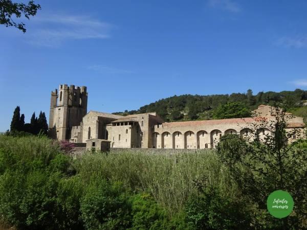 Abadía de Lagrasse Qué ver en Lagrasse