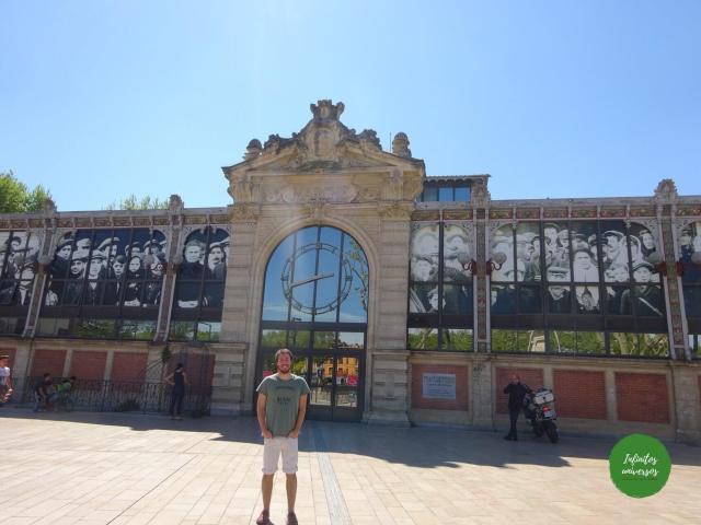 El Mercado de Abastos en Narbona