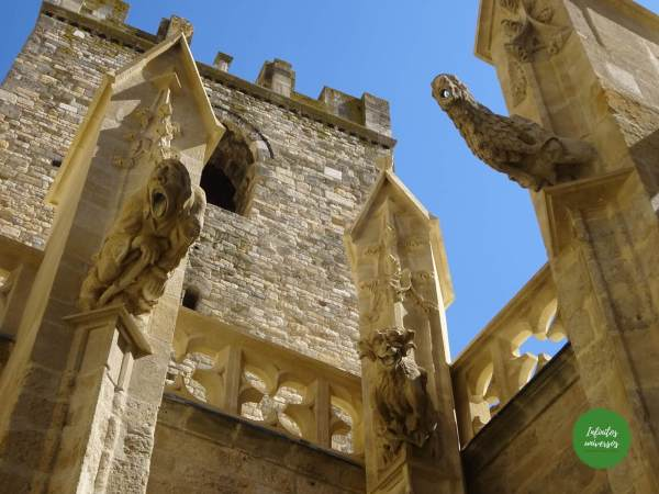 Catedral de que ver en Narbona vuelos