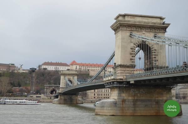 Puente de las Cadenas - Que ver en Budapest Imprescindibles en Budapest