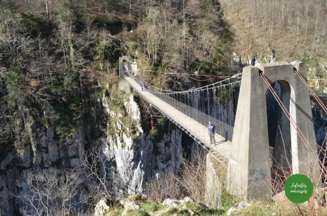 Puente de Holtzarte