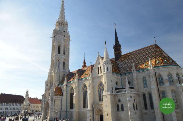 Iglesai San Matías que ver en Budapest en 3 días