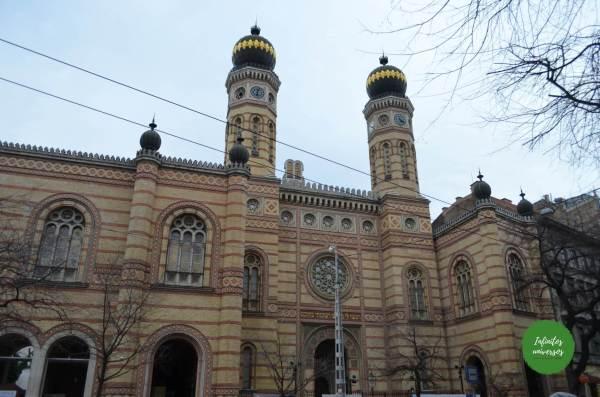 Gran Sinagoga de Budapest en 3 días