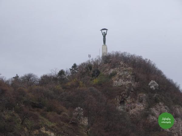 Monte Gellert - Qué ver en Budapest